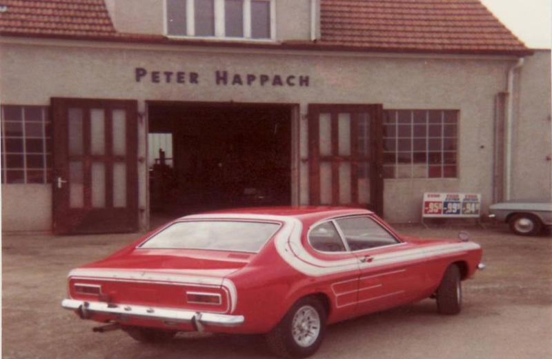Autohaus Happach Werkstatt